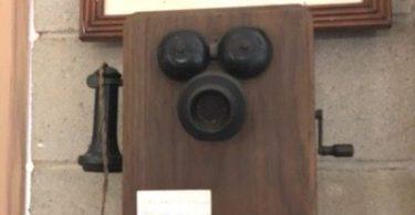 Telephone, Parndana Museum, Kangaroo Island